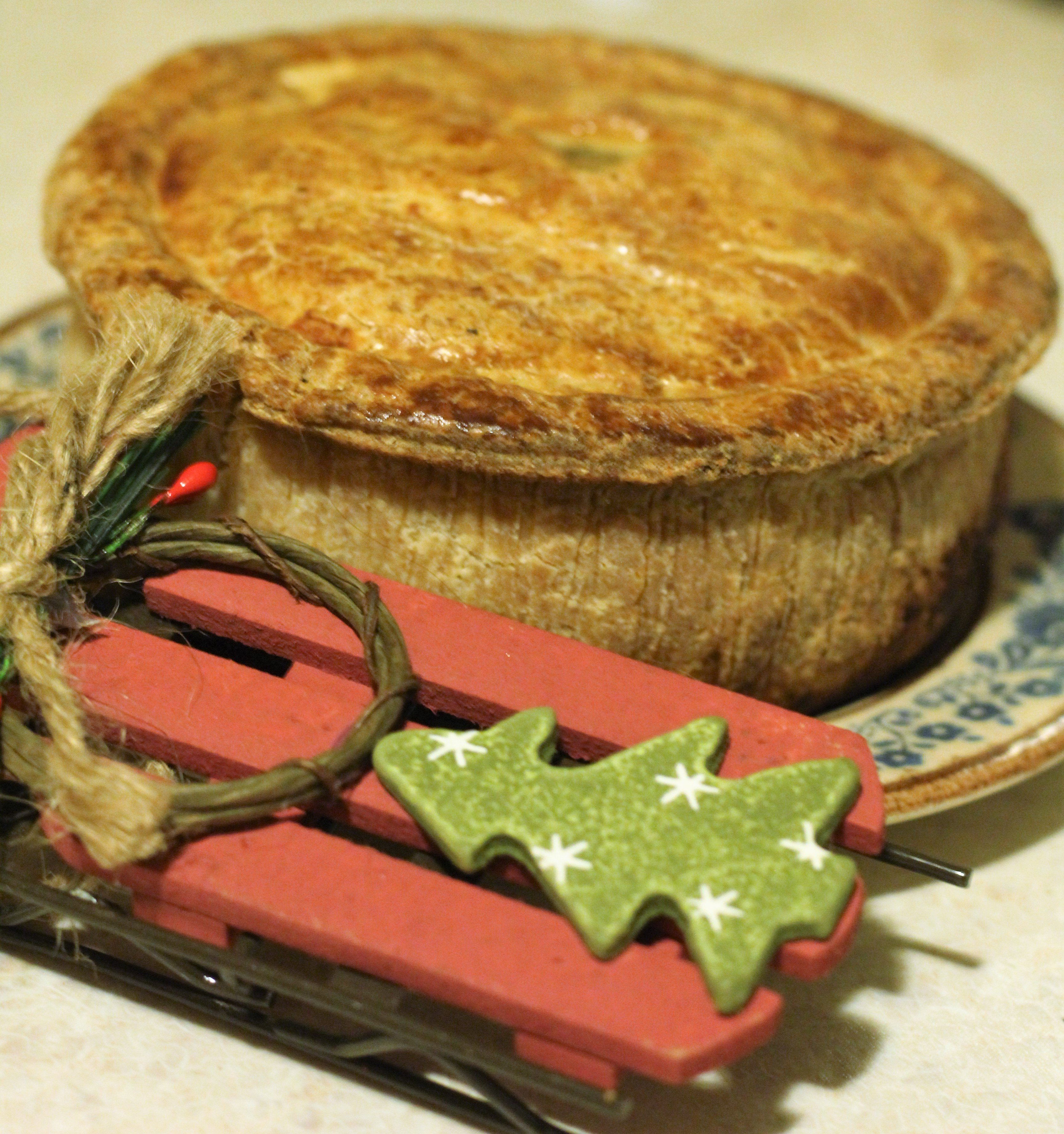 Wild & Game Grouse and Pheasant Pie ⋆ The Extreme Housewife